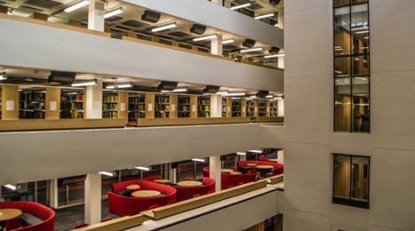 leeds uni library